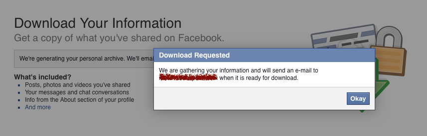 Downloading Facebook Fan Information | Phone, Email |
