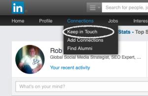 LinkedIn Step 2 CSV