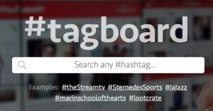 tracking hashtags