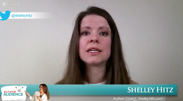 Rob Anspach Interviews Author Marketer Shelley Hitz