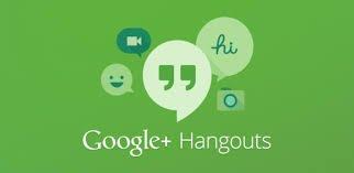 Setting Up A Google Hangout
