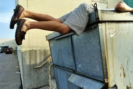 Dumpster Diving and Selecting Clients
