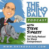 Rob Anspach is Interviewed on The Rhino Daily Podcast