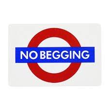 Stop Begging…Start Communicating!