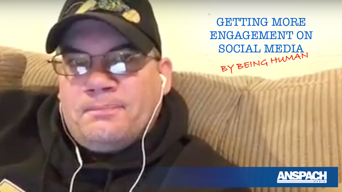 Getting More Engagement On Social Media By Showing Your Human Side
