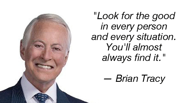 My Lost Moment With Brian Tracy