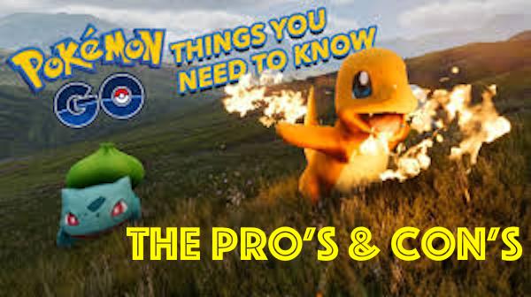 The Pokemon Phenomenon: Pro or Con?
