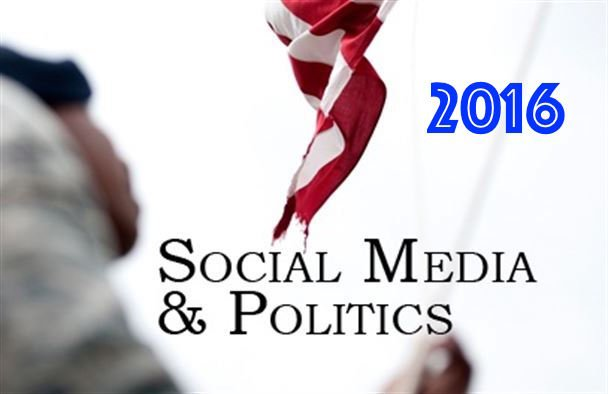 Social Media and Politics 2016