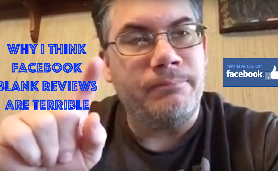 The Lousy Facebook Review System