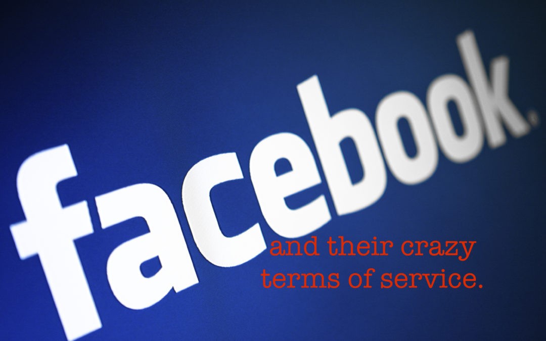Facebook TOS and What To Look For When Accepting Friend Requests