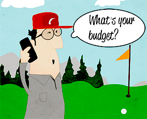 Stop Asking About Their Budget