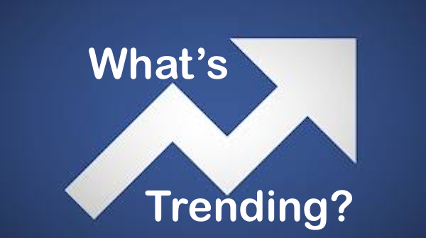 What's Trending On Facebook