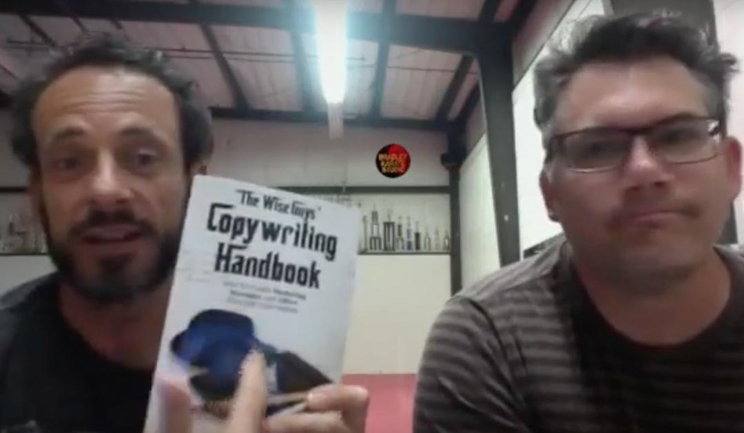Kick Ass Copywriting: The Wise Guys Book