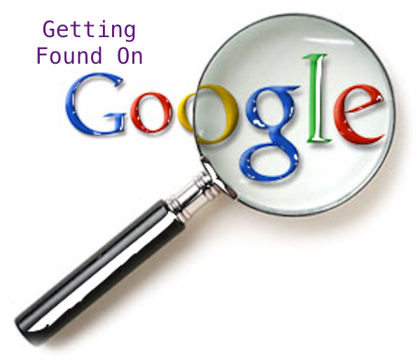 Getting Found On Google