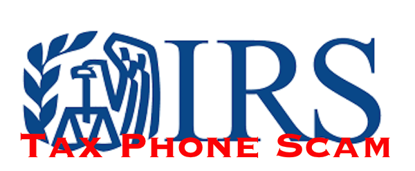 The IRS Tax Phone Scam