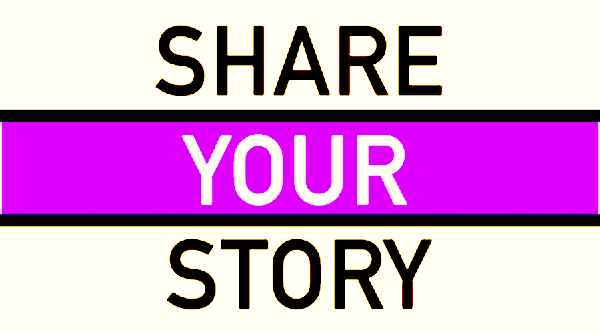 Share Your Story Already