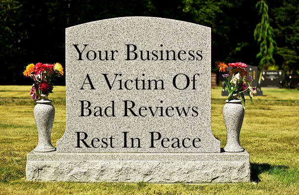 Destroying A Business One Bad Review At A Time