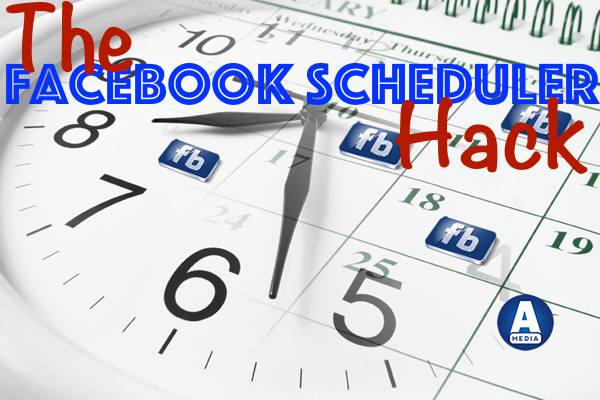 Facebook Scheduling Hack