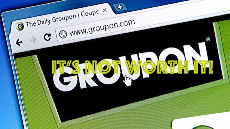 Say No To Groupon