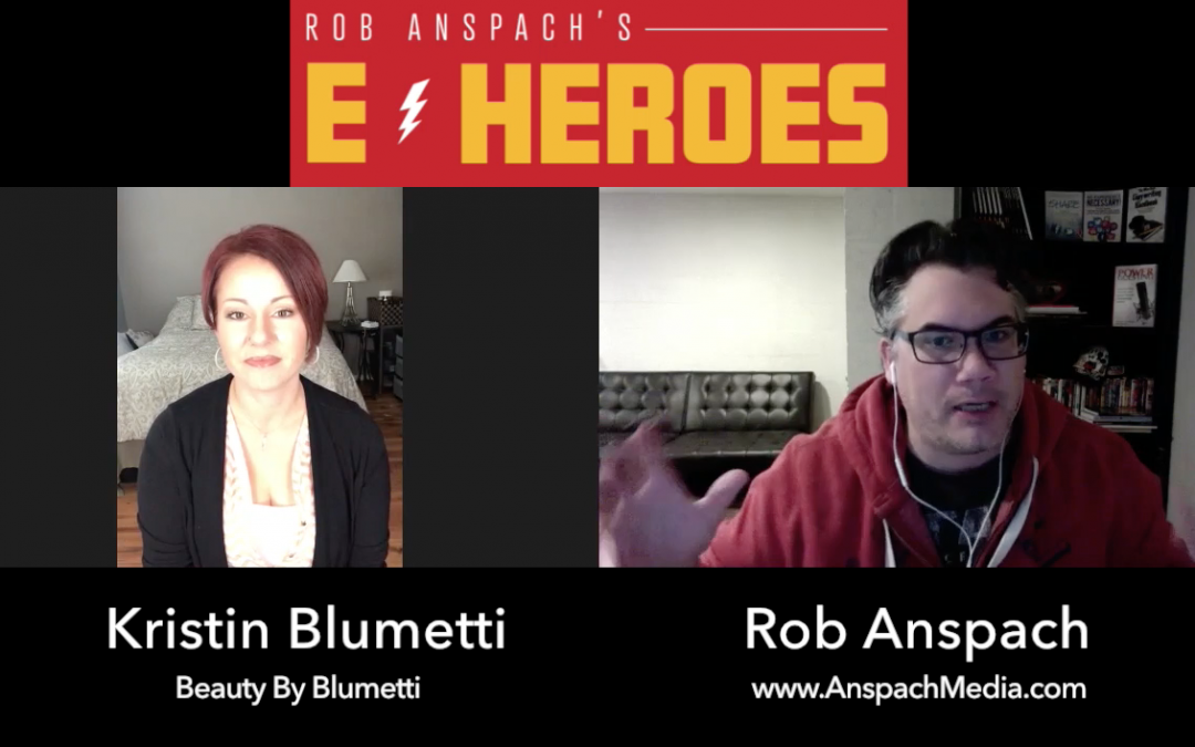 E-Heroes – Episode 8 – Marketing Confidence