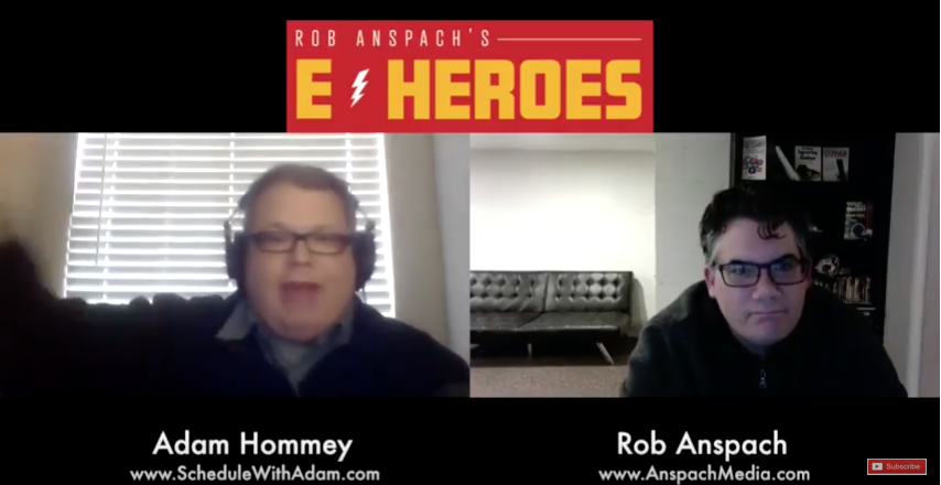 E Heroes – Episode 1 – Groundhog Day