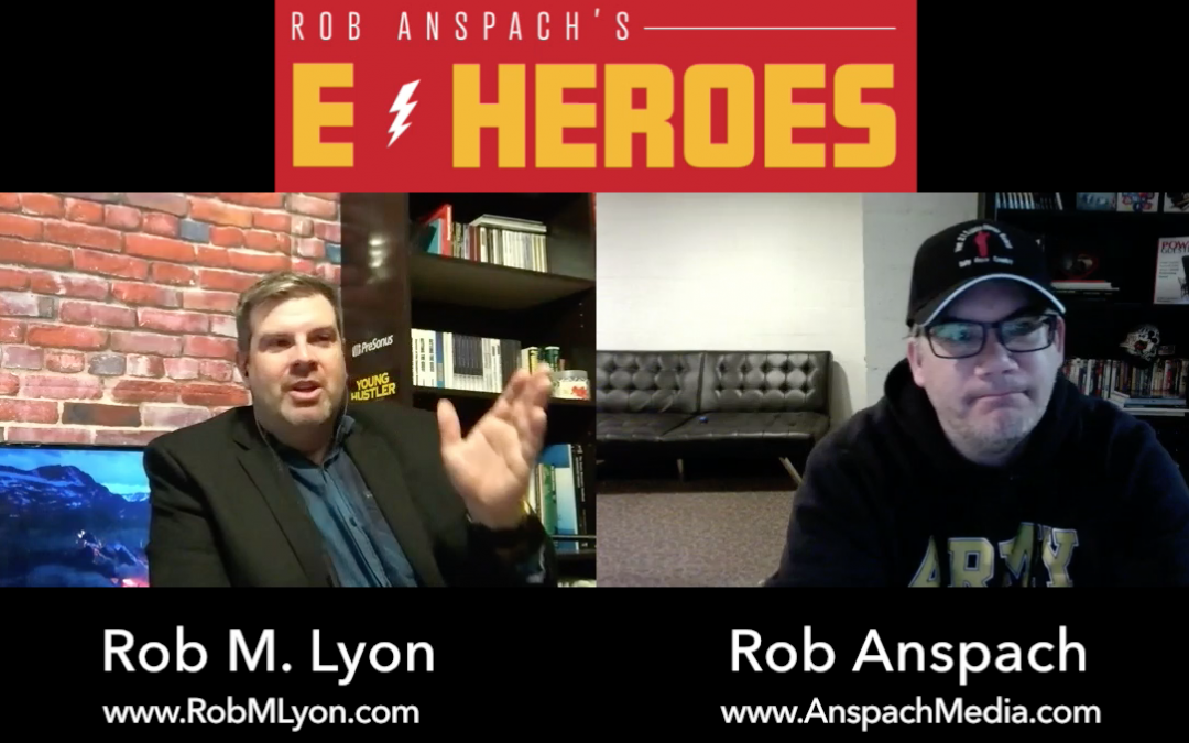 E-Heroes – Episode 11 – Service Without Excuses