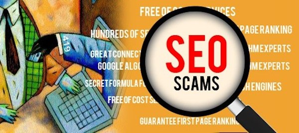 SEO Scam Emails