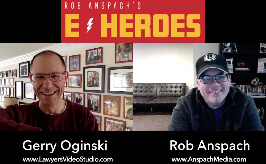 E-Heroes – Episode 12 – Video Marketing