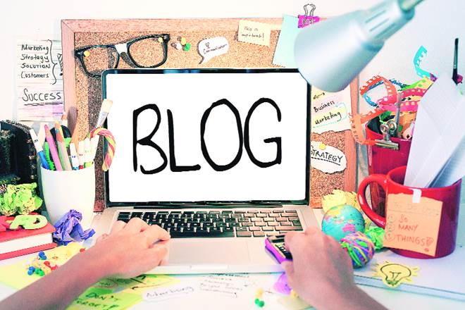 Get Started Blogging