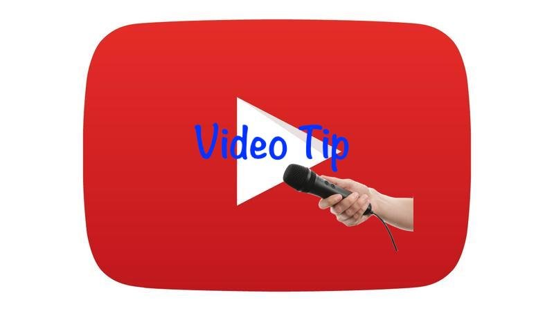 Video Tip: The Microphone
