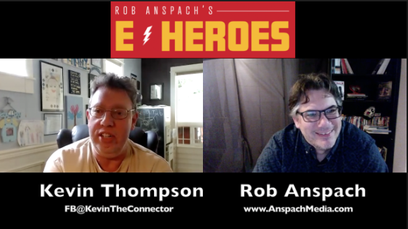 E-Heroes – Ep 24 – Being A Connector