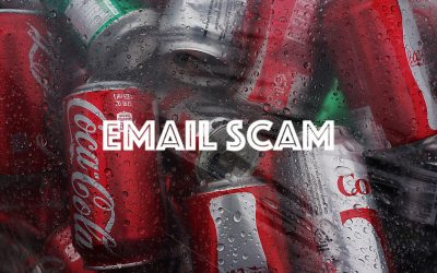 The Coca Cola Email Scam