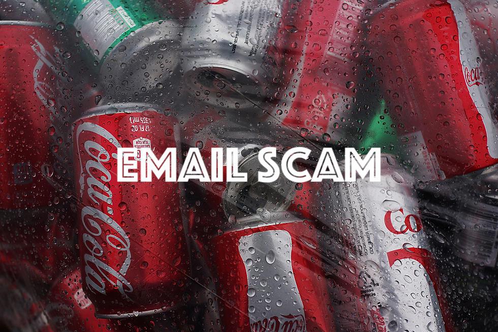 The Coca Cola Email Scam