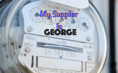 My Supplier Is George