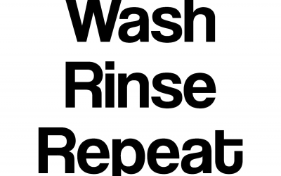 Easy As Wash Rinse Repeat