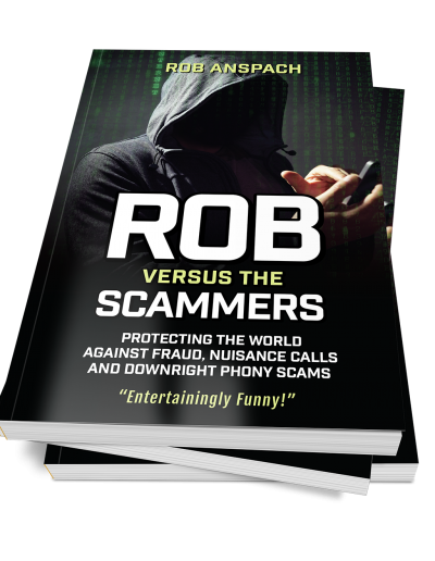 Rob Versus The Scammers