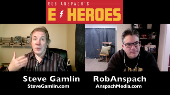 E-Heroes – Ep 32  – Tap, Tap, Smack