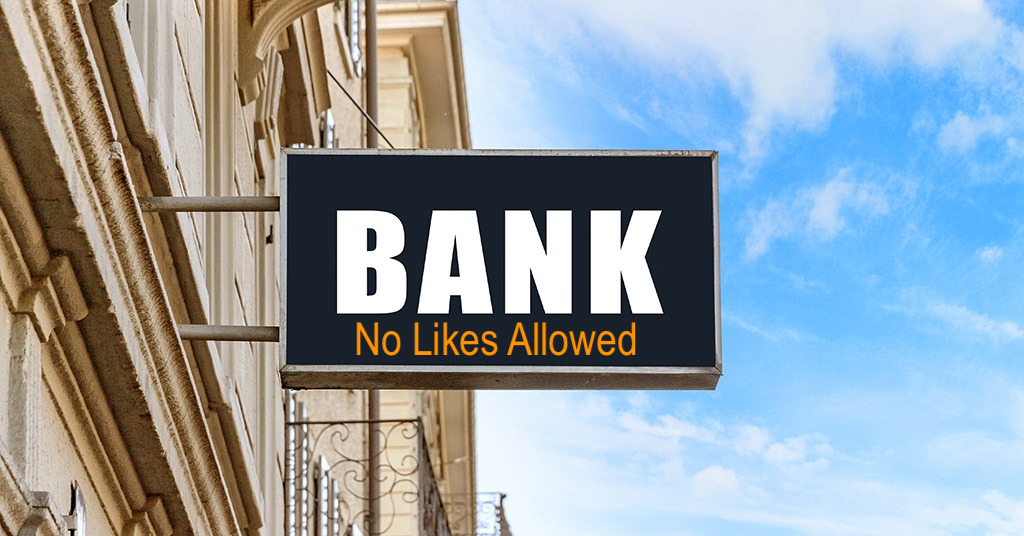 Can't Take Likes To The Bank