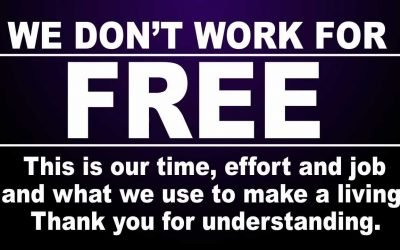 Do You Work For Free