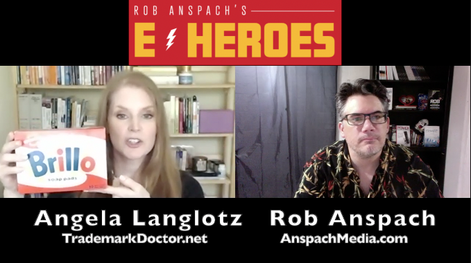 E-Heroes Ep 38 – Trademarks & Legacy Branding