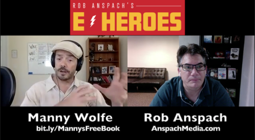E-Heroes Ep 51 – Creating Consistent Content