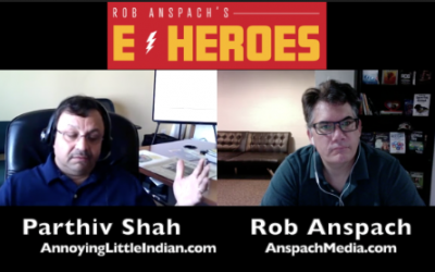 E-Heroes – Ep 49 – The Ultimate E-Hero, Dan Kennedy