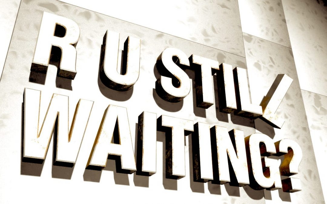 Don't Wait, Deliver Your Marketing Message Now