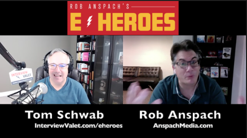 E-Heroes Ep 52 – Interview Valet