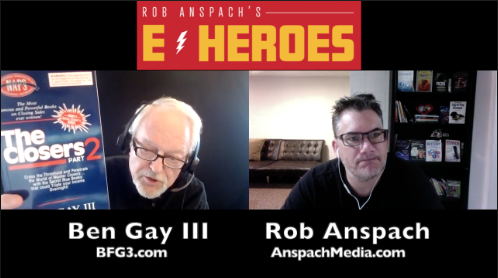 E-Heroes Ep 59 – Sales Training