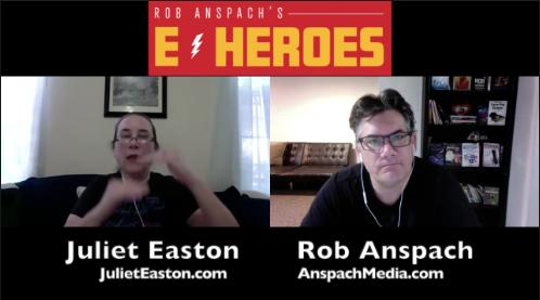 E-Heroes – Ep 57 – Copywriting, Poetry & Ninja Wear