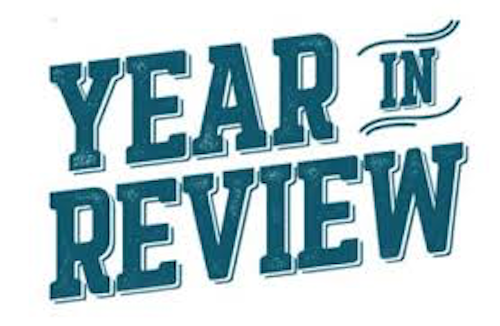 Blogging Your Year In Review