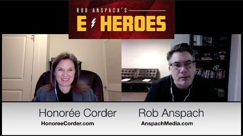 E-Heroes – Ep 73 – Writing Your Book