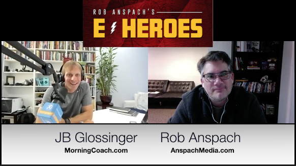 E-Heroes Ep 77 – Staying Positive