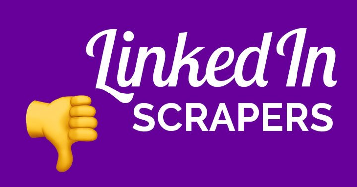 Scrape and Spam